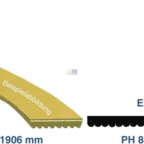 Klick zeigt Details von Poly-V-Riemen 1908 H8 EL, BSH 446856