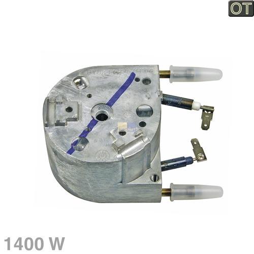 Klick zeigt Details von Heizelement 1400W, BSH-Gruppe/Bosch/Siemens.. 00641656.
