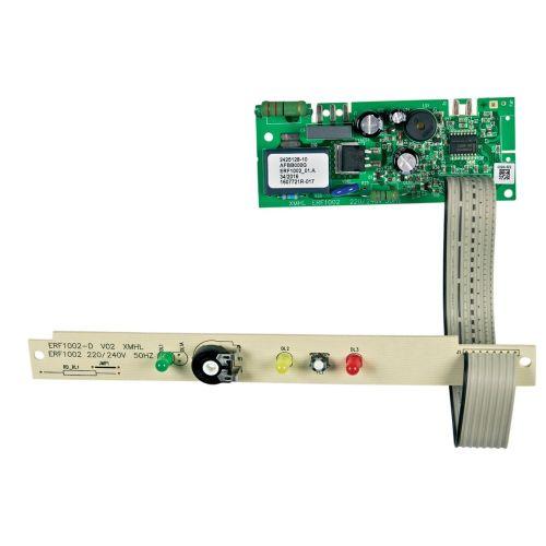 Klick zeigt Details von Elektronik Anzeige AEG 242512810/1 Original für Gefrierschrank