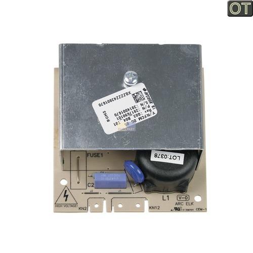Klick zeigt Details von Elektronik Drehzahlelektronik
