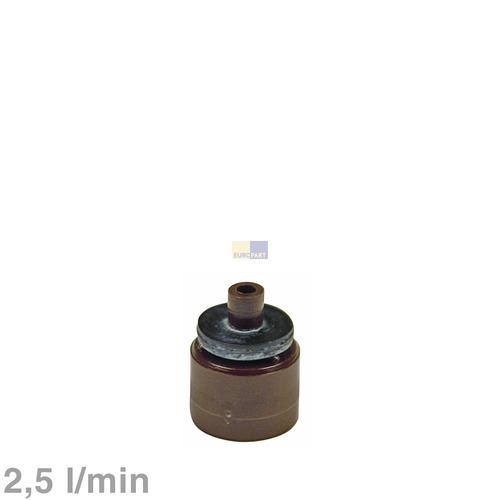 Klick zeigt Details von Ausgangsmengenregler 2,5 l/min