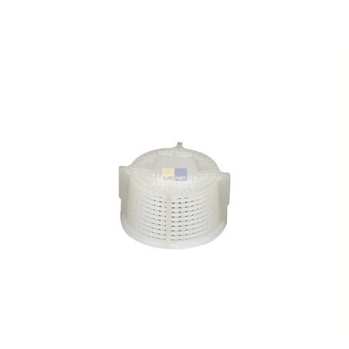 Klick zeigt Details von Einlaufsieb zu Magnetventil