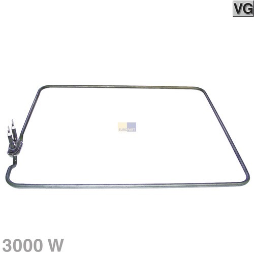 Klick zeigt Details von Heizung GS, MIELE 3000W / 230V