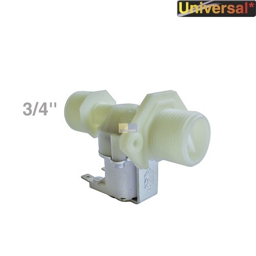 Klick zeigt Details von Magnetventil 1-fach 180° 3/4