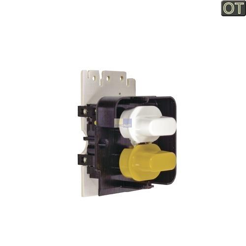 Klick zeigt Details von Schalter Waschmaschine Tastenschalter 2fach 4764930 Miele