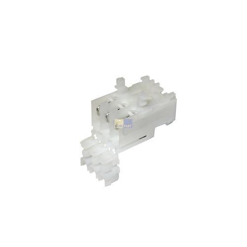 Klick zeigt Details von Steckergehäuse 3-polig für Motor