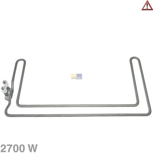 Klick zeigt Details von Heizung GS 2700W, MIELE 4266056
