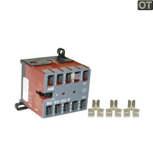 Klick zeigt Details von Kleinschütz 20Ampere 4-polig ABB B6-40-00-F B6, OT!
