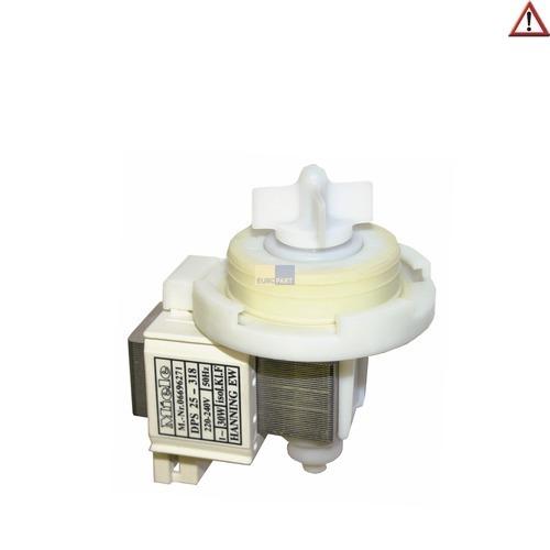 Klick zeigt Details von Ablaufpumpe Pumpe Geschirrspüler 6696271 4299110 Miele Imperial Ablauf Magnettechnik (Solo)