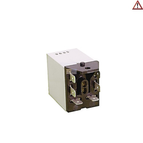 Klick zeigt Details von Heizelementrelais Trockner Geschirrspüler 899669806039 1089253 09849993 230 Volt Miele AEG Imperial Quelle