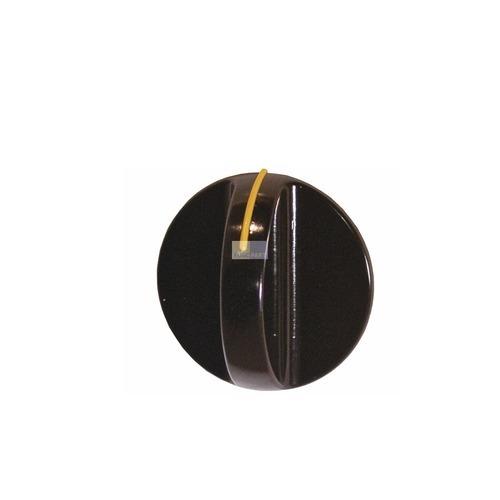 Klick zeigt Details von Knebel Programmwahl schwarz