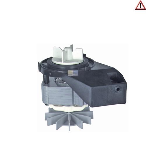 Klick zeigt Details von Ablaufpumpe Waschmaschine 5024520800 09815408 AEG Quelle ZANKER ZANUSSI PRIVILEG ELECTROLUX