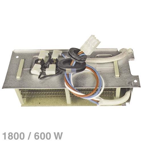 Klick zeigt Details von Heizelement 1800/600W