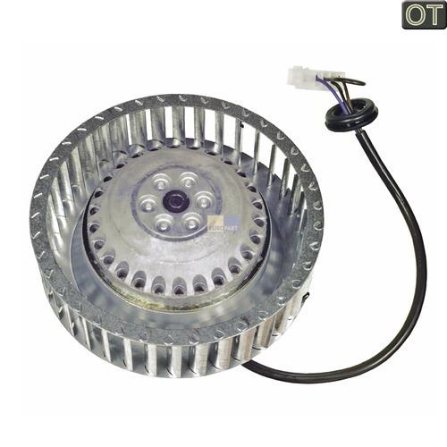 Klick zeigt Details von Lüftermotor Trockner 125860000 07719453 AEG Quelle 70W