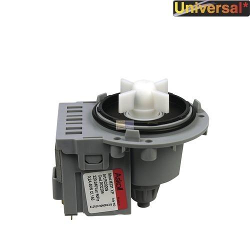 Klick zeigt Details von Ablaufpumpe Solo Universal Magnettechnikpumpe Laugenpumpe 40W Waschmaschine