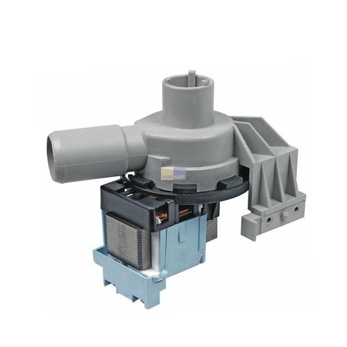Ablaufpumpe mit Pumpenstutzen