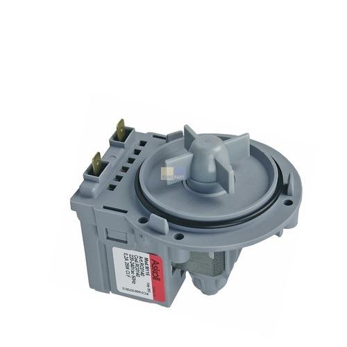 Klick zeigt Details von Ablaufpumpe Solo Pumpenmotor Schraubenbefestigung
