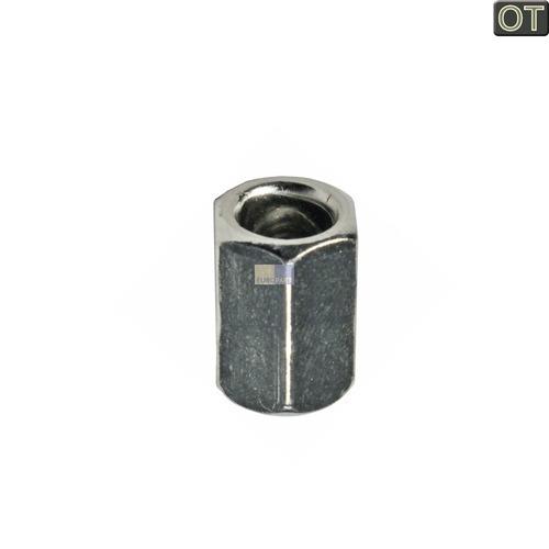 Klick zeigt Details von Mutter für Heißluftventilator ZANUSSI 354321001/1 Original für Backofen