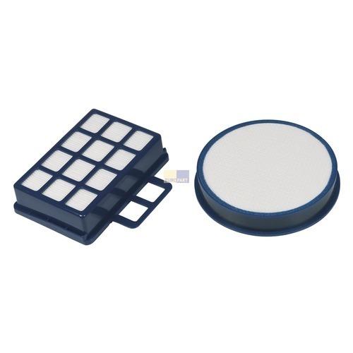 Klick zeigt Details von Filterset HOOVER 35601650 U52 Original Motorschutzfilter + Abluftfilter für Staubsauger