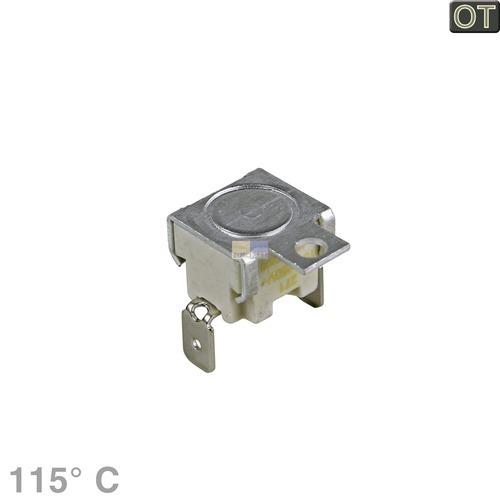 Klick zeigt Details von Temperaturbegrenzer 115°