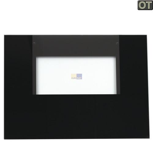 Klick zeigt Details von Außenfenster für Backofentür