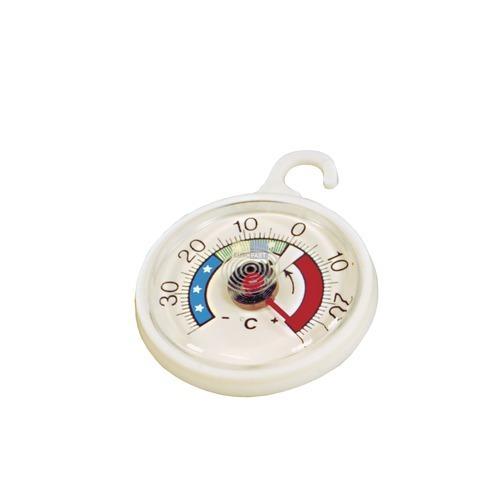 Klick zeigt Details von Kühlthermometer rund