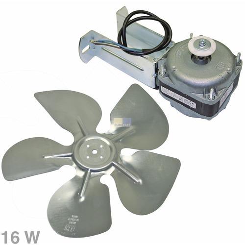 Klick zeigt Details von Ventilator 16 Watt, 230 Volt