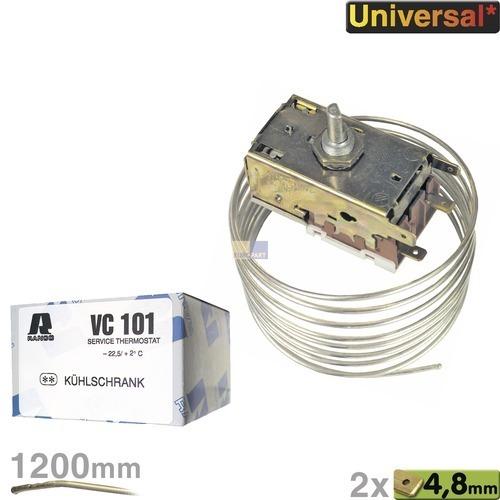 Klick zeigt Details von Service-Thermostat 2* Kühlschrank VC 101