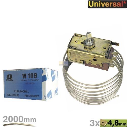 Klick zeigt Details von Service-Thermostat Kühlschrank VI 109