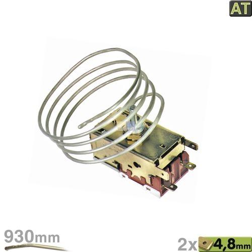 Europart Thermostat Ranco K50-P6072 LIEBHERR 6151098 Alternative für Kühlschrank 373059