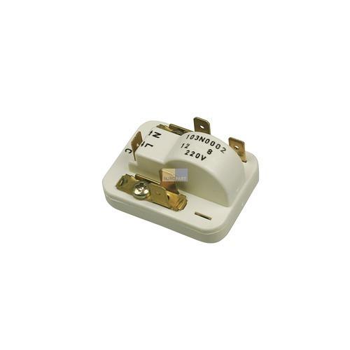Klick zeigt Details von Anlassvorrichtung Kühlschrank 103N0002 Danfoss für Kompressor