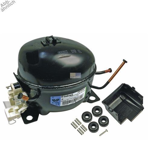 Klick zeigt Details von Kompressor für R134A 1/5PS