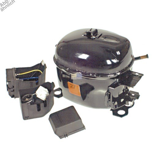 Klick zeigt Details von Kompressor für R600A 1/4PS