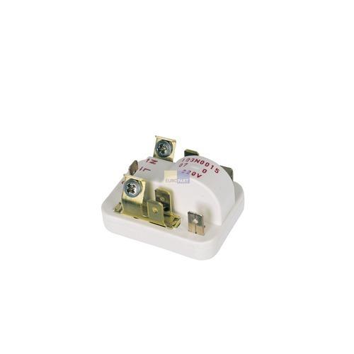 Klick zeigt Details von Anlassvorrichtung für Kompressor Kühlschrank 103N0015 210002300 Danfoss AEG