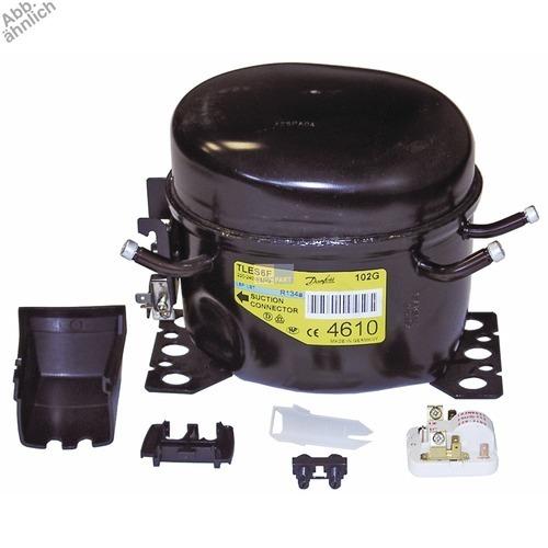 Klick zeigt Details von Kompressor für R134A 1/6PS
