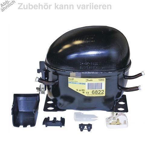 Klick zeigt Details von Kompressor für R134A 1/3PS
