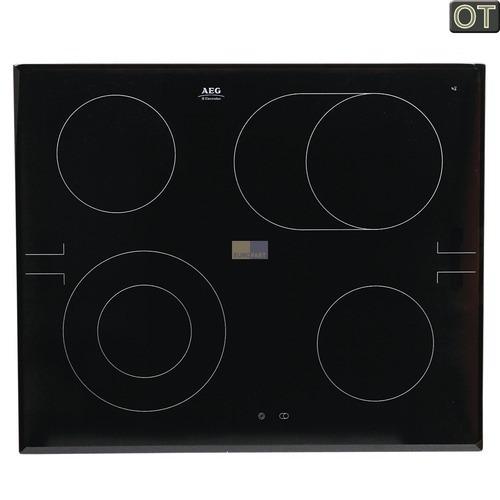 kochfeld glaskeramikplatte facettenschliff aeg hausger te ersatzteile zubeh r shop. Black Bedroom Furniture Sets. Home Design Ideas