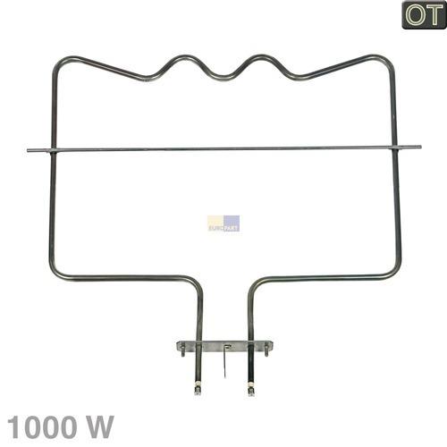 Klick zeigt Details von Heizelement Oberhitze 1000W 230V