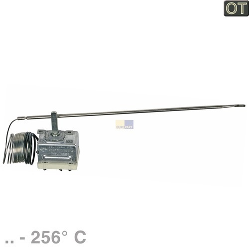 Klick zeigt Details von Thermostat ..-256°C EGO 55.17054.030