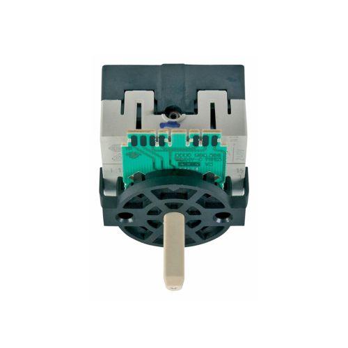 Klick zeigt Details von Kochplattenschalter EGO 50.78071.000 Einkreis AEG 389089200/7