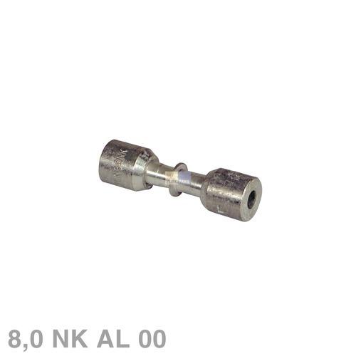 Klick zeigt Details von Lokring Kupplung Aluminium