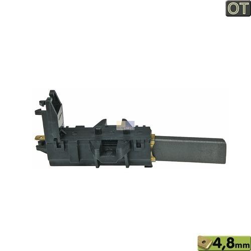 Klick zeigt Details von Kohle AEG 405505048/0 Original für Welling-Motor Waschmaschine 1Stk