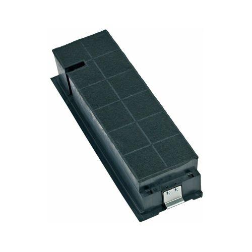 Klick zeigt Details von Kohlefilter 372x114mm kpl. AEG 405535600/2 Type60 für Dunstabzugshaube