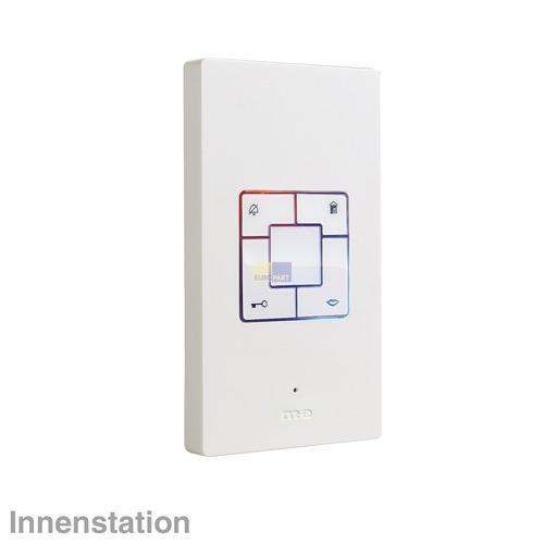 Klick zeigt Details von Türsprechanlage Audio-Innenstation