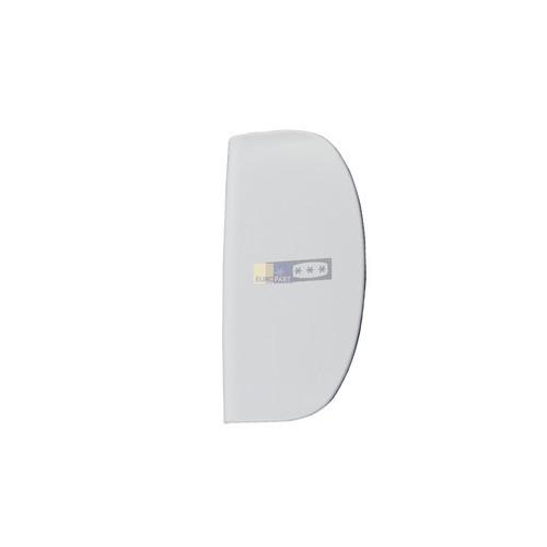 Klick zeigt Details von Türgriff CANDY 41012318 weiß grau für Gefrierfach Kühlschrank