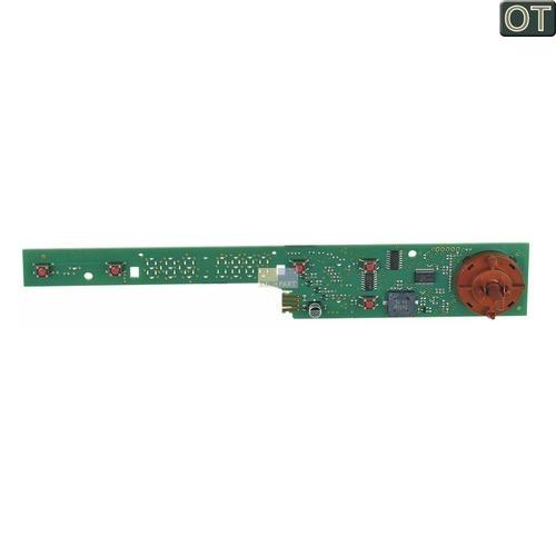 Klick zeigt Details von Elektronik Schaltbrett