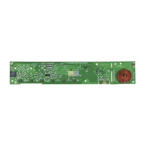 Klick zeigt Details von Elektronik Schaltbrett CANDY 41042092 Original für Waschmaschine