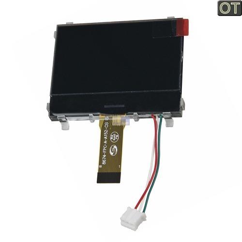 Klick zeigt Details von Anzeige Grafikdisplay LCD-Display