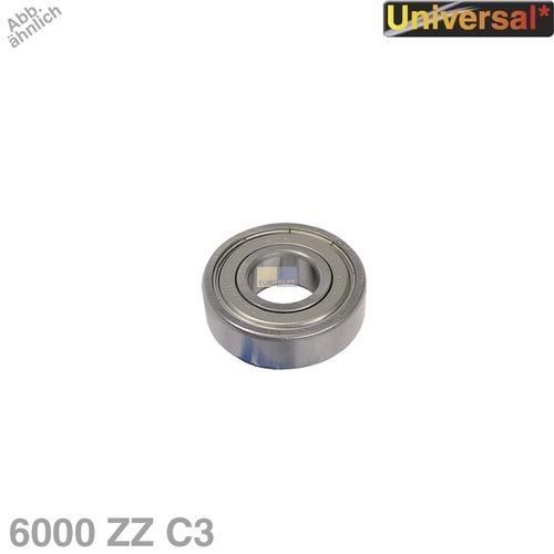 Klick zeigt Details von Kugellager 6000 ZZ C3 NTN/SNR Universal