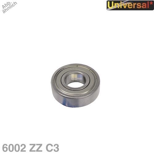 Klick zeigt Details von Kugellager 6002 ZZ C3 NTN/SNR Universal